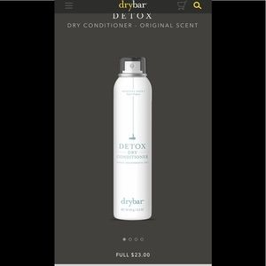 drybar Makeup - drybar- New Set with dry shampoo and conditioner!